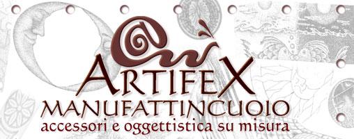 Contatti Manufattincuoio Artifex contributo alla fantasia