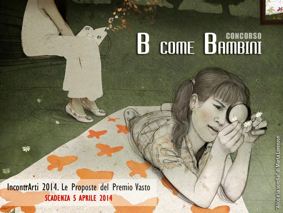 """Incontrarti 2014 """"B come Bambini"""""""
