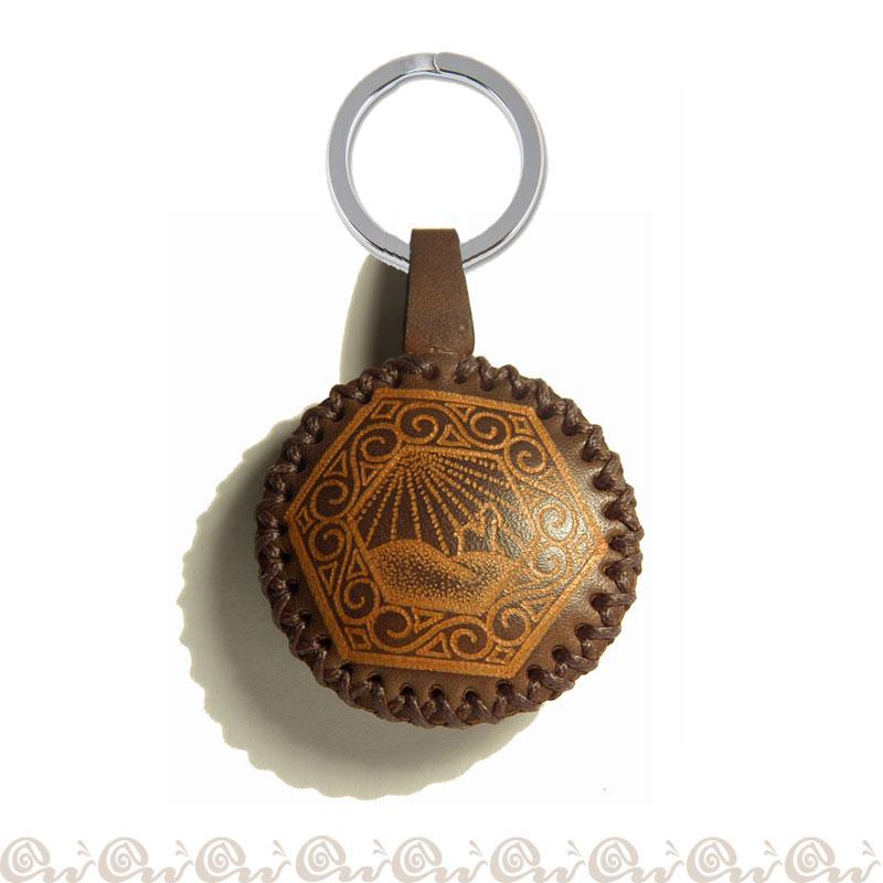 Portachiavi zodiaco celtico Toro