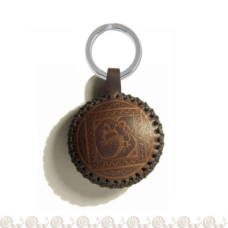 Portachiavi zodiaco celtico Vergine