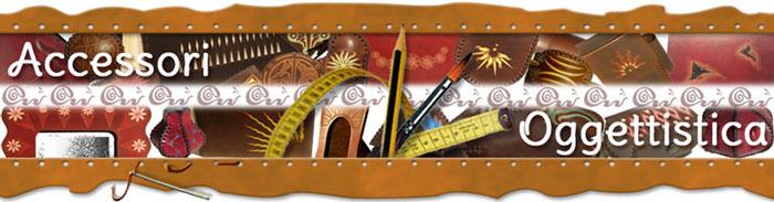 manufatti in cuoio accessori oggettistica decorazione leather oggettistica