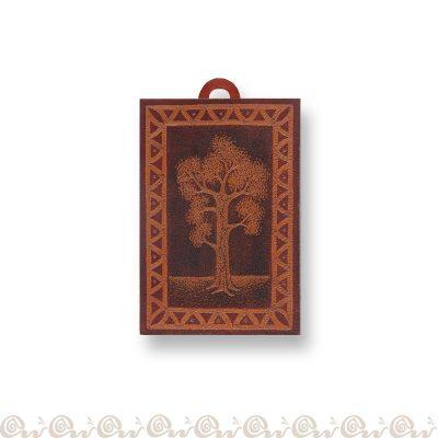 albero pirografia