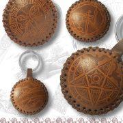portachiavi zodiaco celtico
