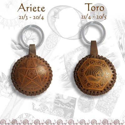 zodiaco celtico ariete toro