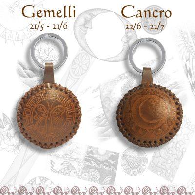 zodiaco celtico gemelli cancro