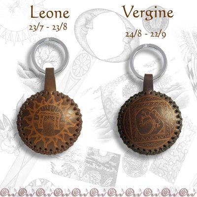 zodiaco celtico leone vergine