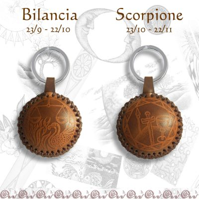zodiaco celtico bilancia scorpione