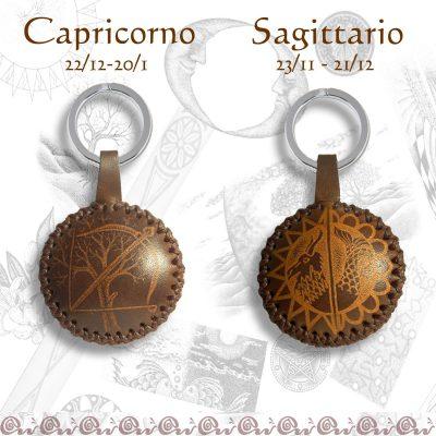 zodiaco celtico capricorno sagittario