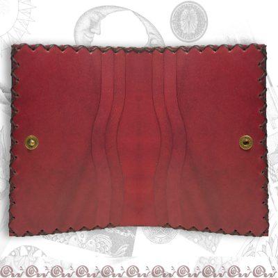 interno portafoglio senza portaspiccioli