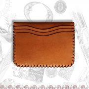 porta carte credito con portamonete