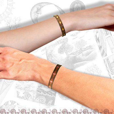 esempi di bracciale 1 cm