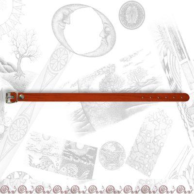 bracciale sottile da 1 cm
