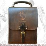 borsa per sacerdote personalizzata