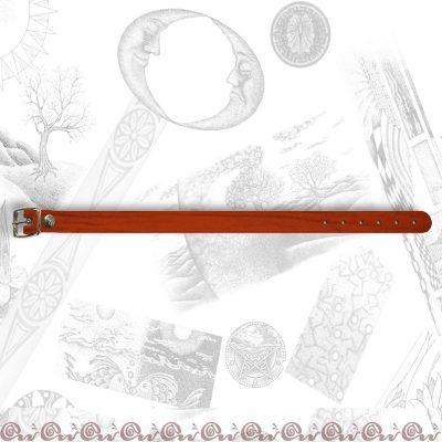 bracciale personalizzato con fibbia