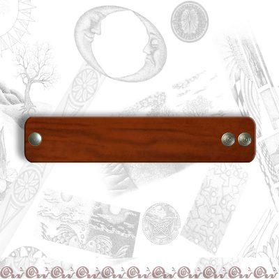 bracciale 4 cm con clip